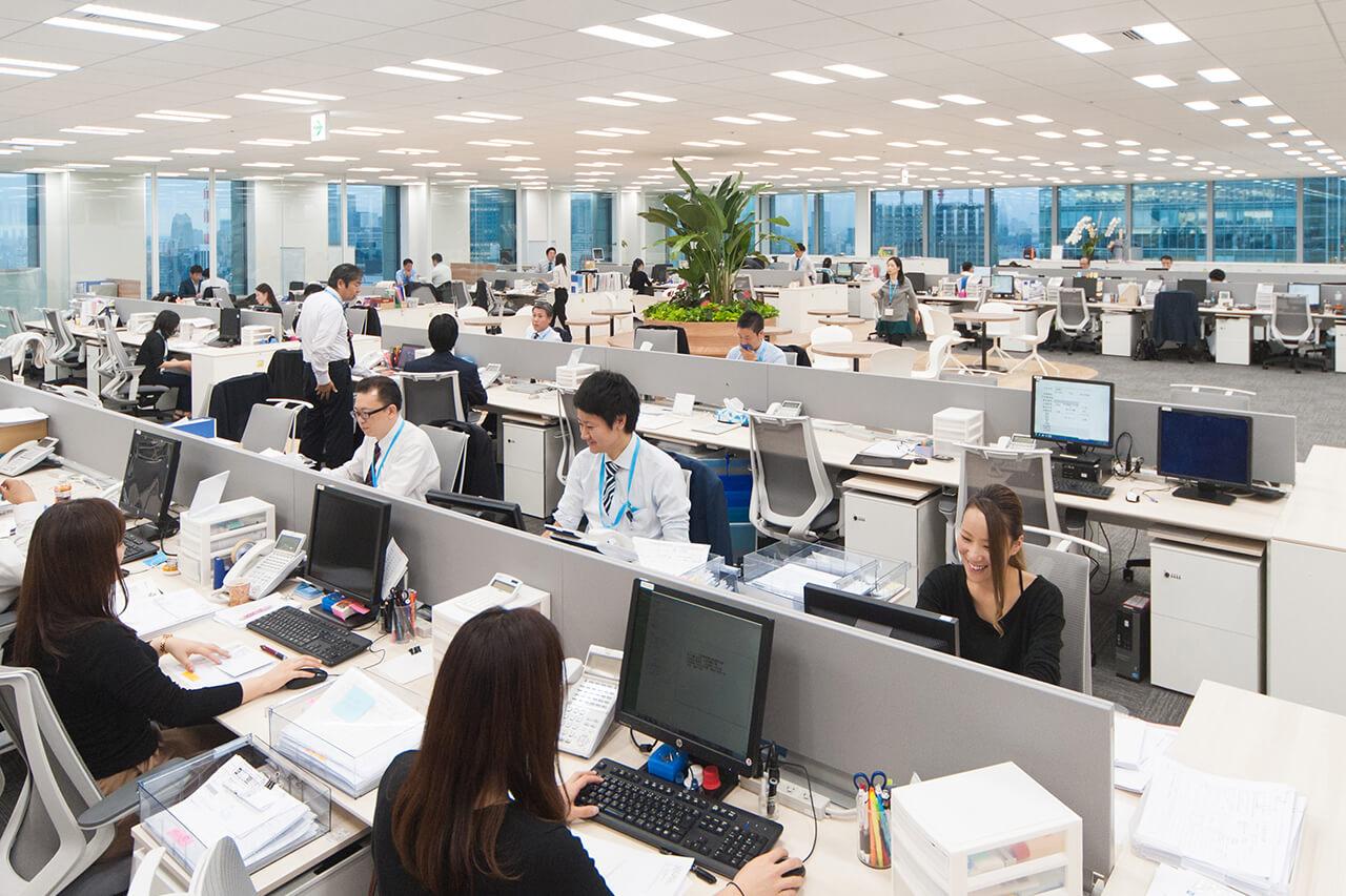 オフィス紹介|会社情報|ヤマトマテリアル株式会社